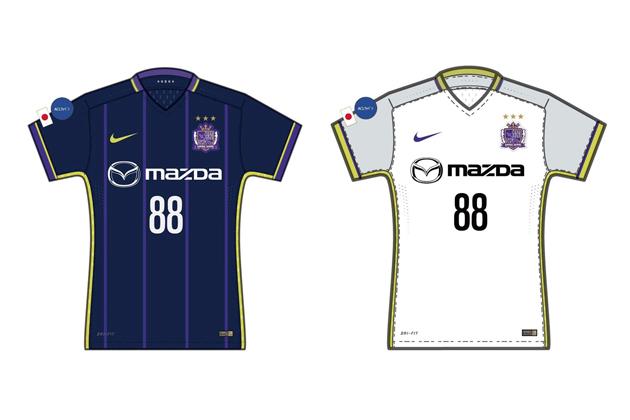 「AFCチャンピオンズリーグ2016」で着用するユニフォーム