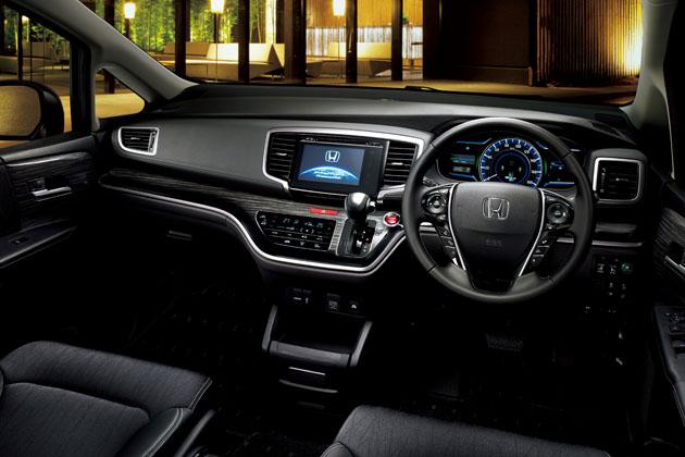 ホンダ オデッセイハイブリッド HYBRID ABSOLUTE・Honda SENSING EXパッケージ