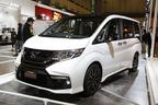 ホンダ、ステップワゴンやS660のモデューロコンセプトを「大阪オートメッセ」に出展