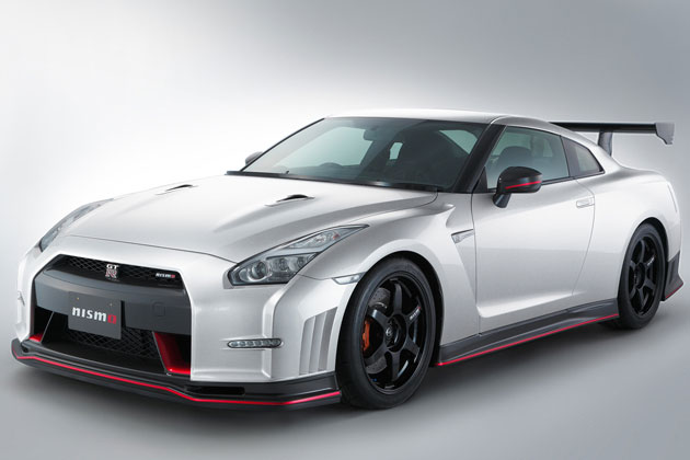 NISSAN GT-R NISMO NISMO N Attack Package