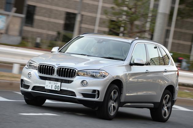 プラグインハイブリッドの市場は欧州勢が制す!?/BMW X5 xDrive40e[PHV] 試乗レポート