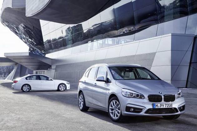 BMW 2シリーズPHEVと3シリーズPHEV
