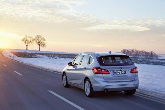BMW 2シリーズPHEV