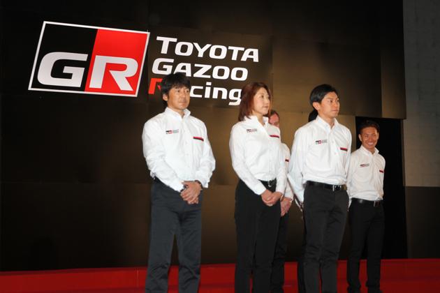 TOYOTA C-HR Racingのドライバー:影山正彦選手、佐藤久実選手、吉田広樹選手/ニュル参戦ドライバー