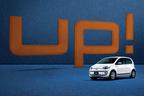 VW「up!」、ジーンズがモチーフの限定車「jeans up!」を発売