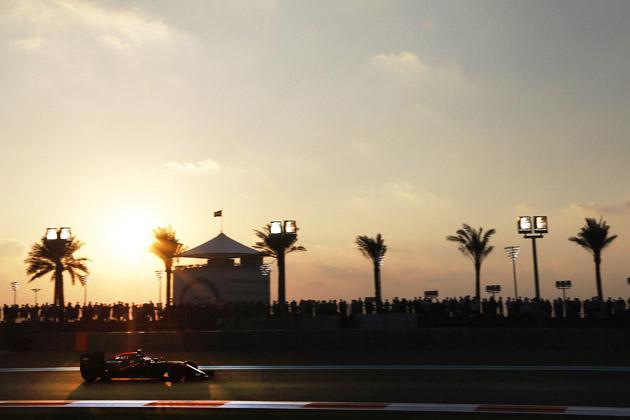 F1グランプリ(マクラーレンホンダ)