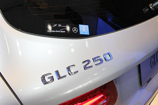 メルセデス・ベンツ 新型GLC