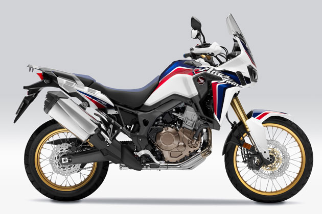 CRF1000L Africa Twin<ABS>パールグレアホワイト
