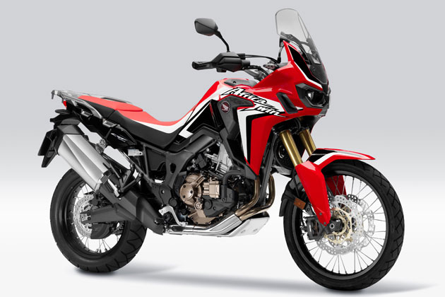 CRF1000L Africa Twin<DCT>ヴィクトリーレッド
