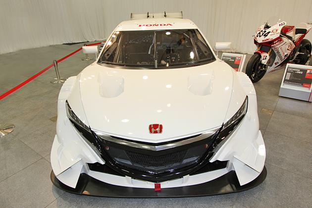 ホンダ「NSX Concept-GT」/スーパーGT2016