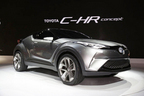 トヨタ、新型プリウスのSUV!?3月に待望の市販版を初公開!コンパクトSUVでも激売れなるか【画像30枚】