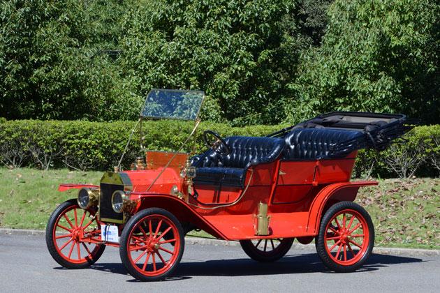 フォード モデルT(米・1909)
