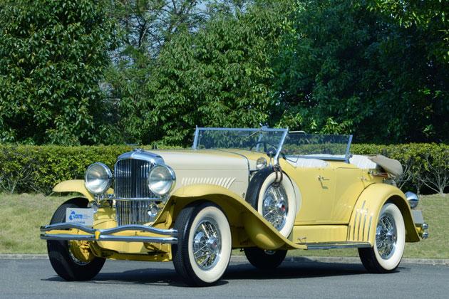 デューセンバーグ モデルJ(米・1929)