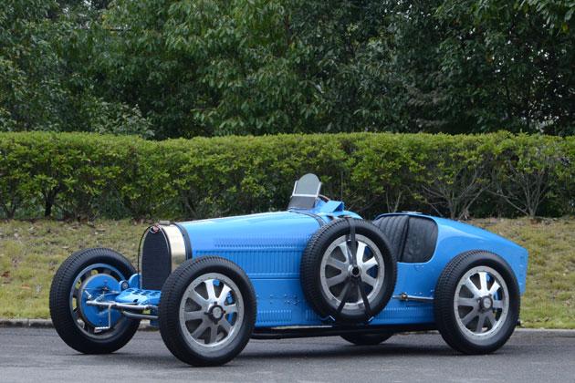 ブガッティ タイプ35B(仏・1926)