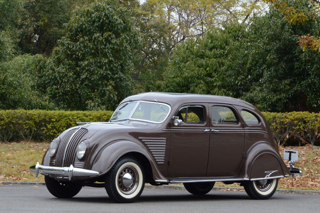 デソート エアフロー シリーズ SE(米・1934)