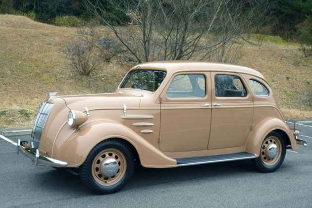 トヨダAA型乗用車(日・1936)