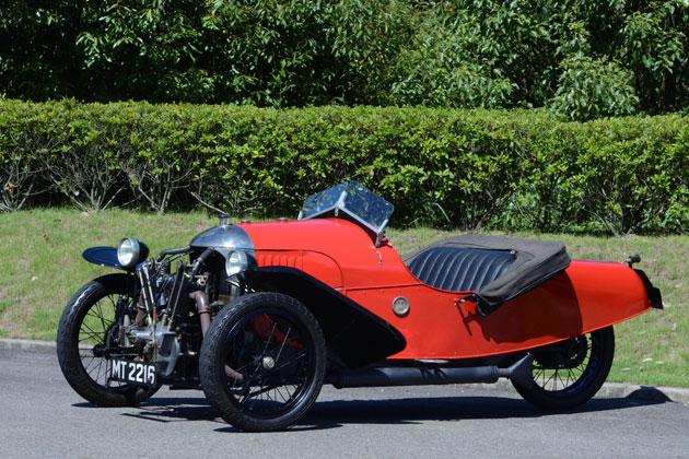 モーガン エアロ(1922年・イギリス)