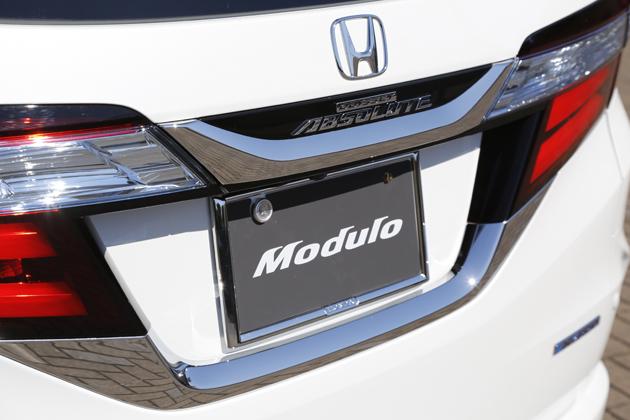 ホンダ オデッセイハイブリッド [HYBRID ABSOLUTE・Honda SENSING] アクセサリー装着車