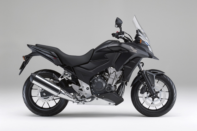 400X<ABS> (マットバリスティックブラックメタリック)