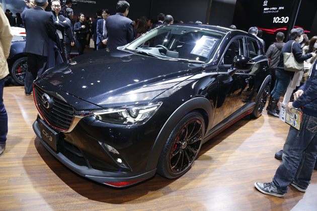 マツダ CX-3 Racing Concept2016/東京オートサロン2016