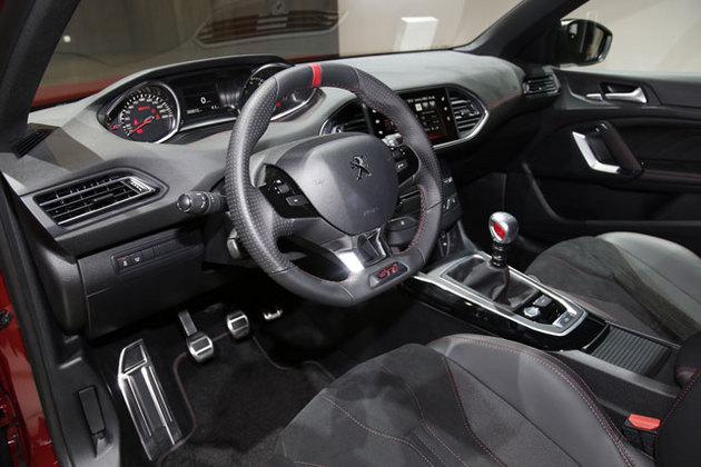 プジョー 308 GTi PEUGEOT SPORT「270」
