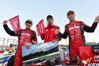 日産、スーパーGTで3年連続のチャンピオンを目指す ~2016年モータースポーツ活動発表~