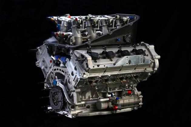 ニスモ LMP2エンジン