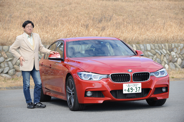 BMW 新型 3シリーズ セダン/ツーリング(2015年秋マイナーチェンジモデル) 試乗レポート/渡辺陽一郎