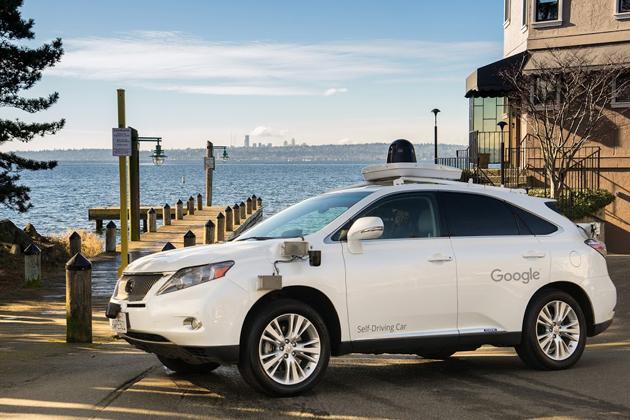 """グーグル自動運転車の頭脳が""""だろう判断""""で事故!?センサートラブルなら今後も発生する可能性も!"""