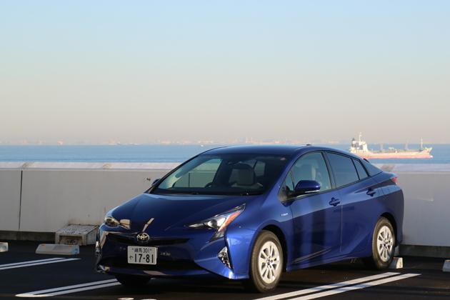"""トヨタ 新型プリウスの""""実燃費""""を先代プリウス・アクアと比較してみた"""