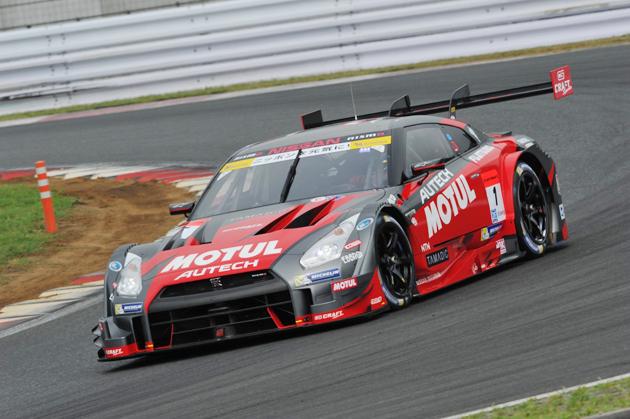 SUPER GT 2015 GT500クラス優勝 MOTUL AUTECH GT-R