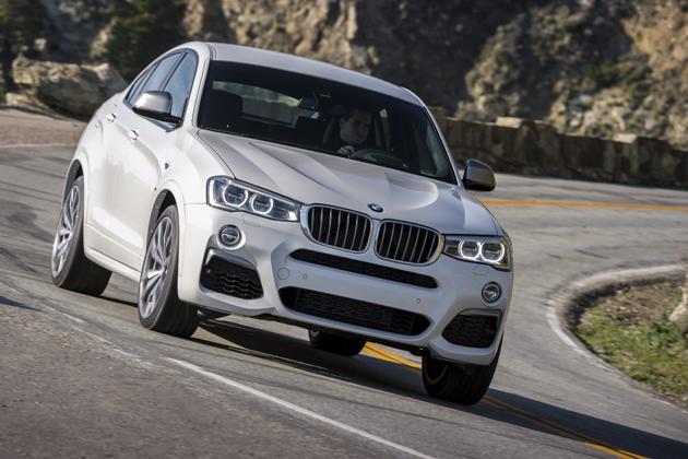 Mのハイパフォーマンスを日常に/BMW X4 M40i 試乗レポート
