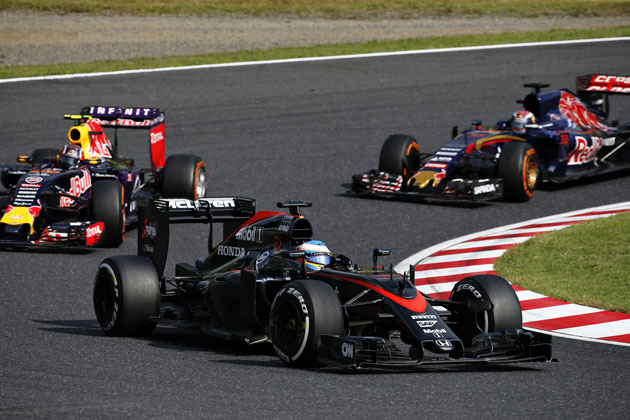 FIA F1 世界選手権シリーズ