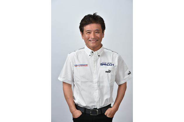 エントラント代表 兼 監督 石田誠