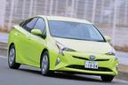 東洋ゴムの低燃費タイヤ「ナノエナジー」が新型「プリウス」に新車装着