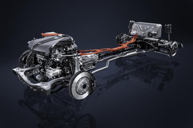 BMW「650」を仮想敵国とするほどパフォーマンスを重視