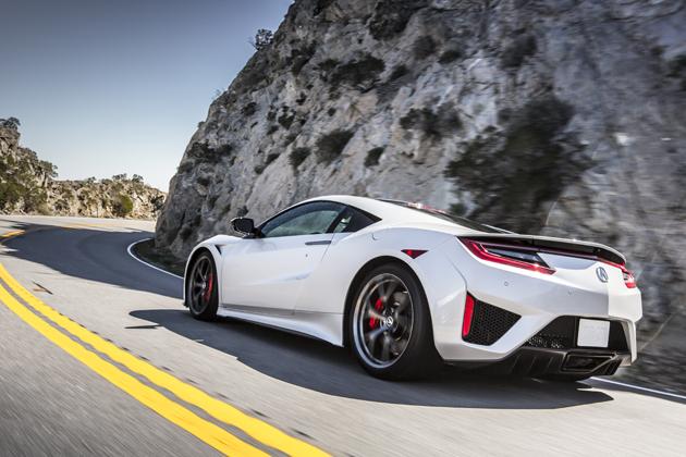 ホンダ 新型NSX 市販モデルを米で先行試乗!ホンダらしいコダワリ技術満載だが実は初代のリボーンだ!