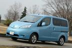 日産、沖縄県に電気自動車「e-NV200」5台を無償で貸与