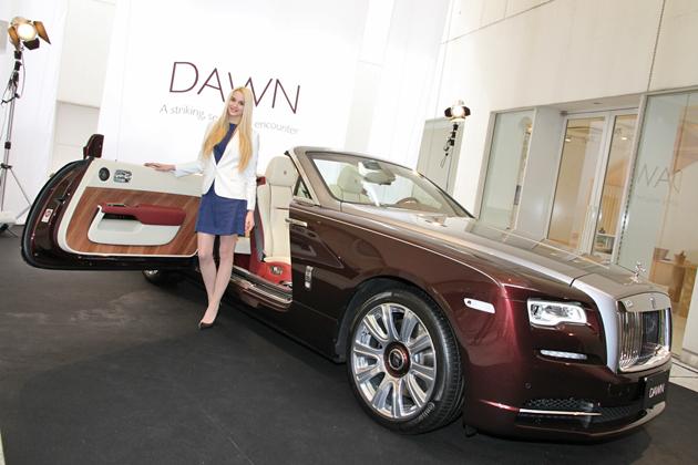 ロールスロイス独自の価値観を体感できる、今までにない発表会スタイルとは/「Rolls-Royce DAWN」(ロールスロイス ドーン) お披露目会レポート