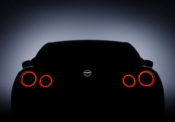 ニューヨークオートショーで発表予定の「GT-R」