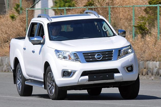 「売っちゃえNISSAN!」日本で売ってない日産車に乗ってみた/日産「TITAN(タイタン) XD」「NP300 NAVARA(ナバラ)」試乗レポート