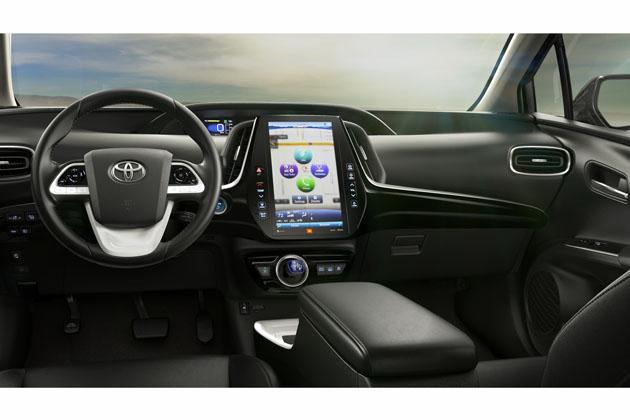 トヨタ新型プリウスPHV