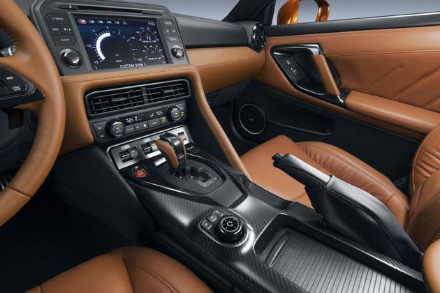 日産「GT-R」2017年モデル