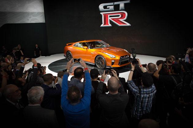 日産「GT-R」2017年モデル7/photo/0072.html