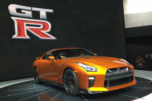 """日産が新型GT-Rを発表!""""GT-R史上最大の変化""""日本仕様は570馬力で出す?"""