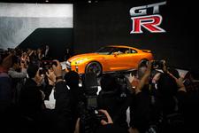 日産 新型GT-R