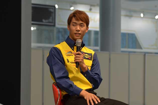 平川亮選手