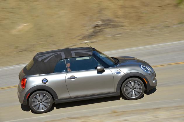 カリフォルニアで楽しむ極上のオープンドライブ~ THE NEW MINI CONVERTIBLE(新型 ミニ コンバーチブル) 海外試乗レポート ~