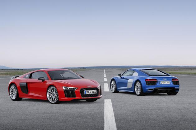 Audi R8 V10 / Audi R8 V10 plus
