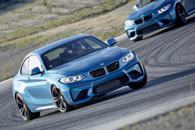 """俺達の""""M""""が帰ってきた!BMW「M2クーペ」をラグナ・セカで試す!"""